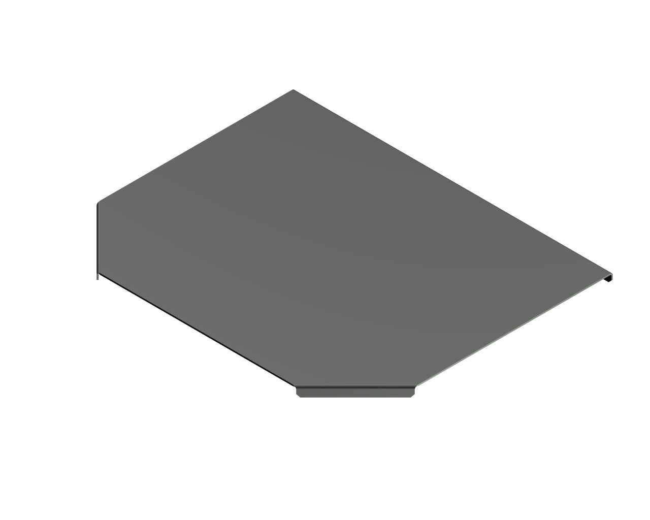 Pokrywa trójnika PTK