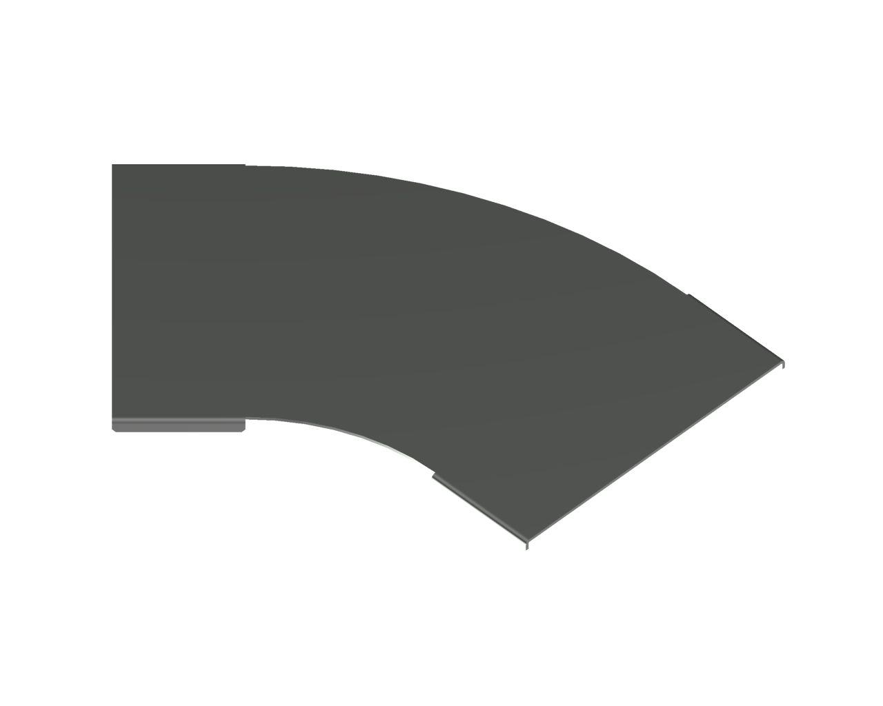 Pokrywa kolanka 45° PKKC45