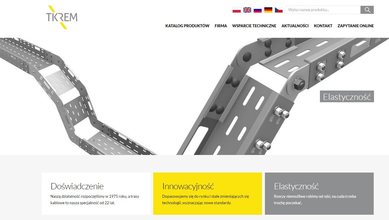 Nová webová stránka